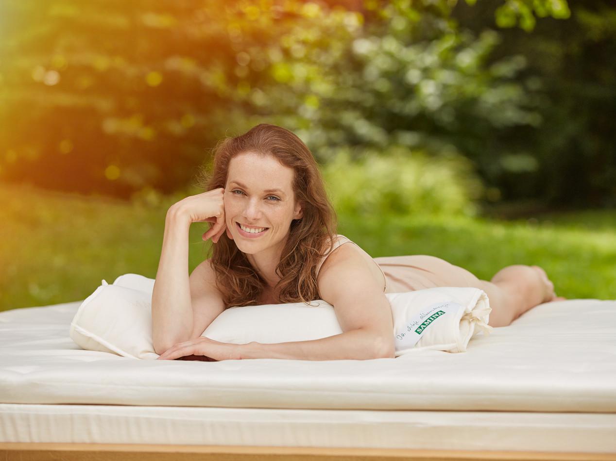 Das Bett Als Gesundheitslösung