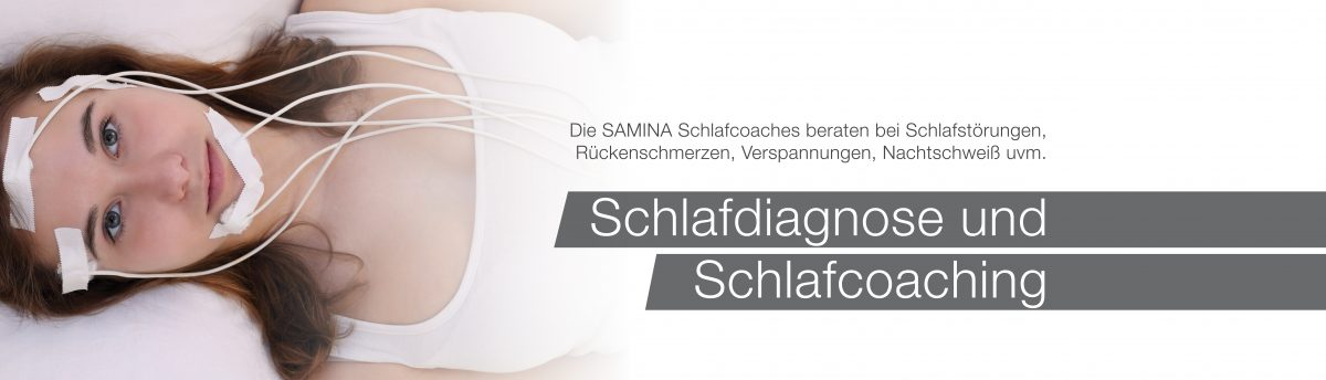Schlafdiagnose & Schlafcoaching