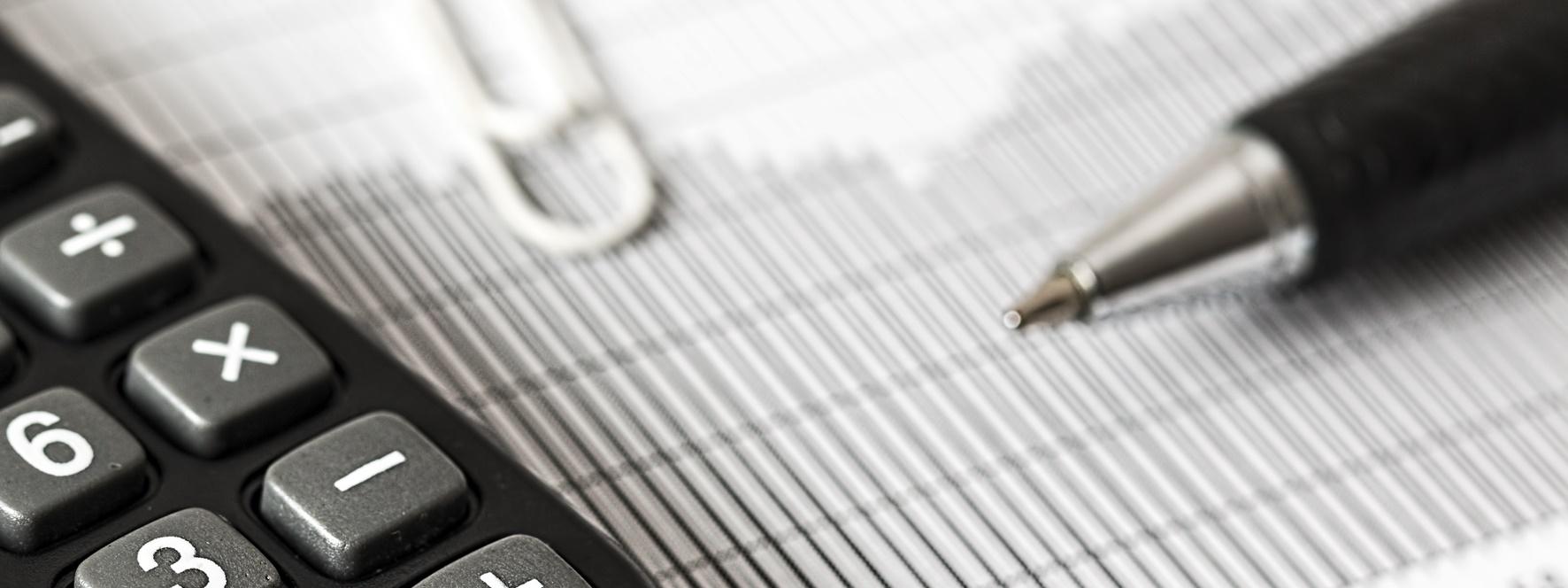 Taschenrechner Stift Tabelle
